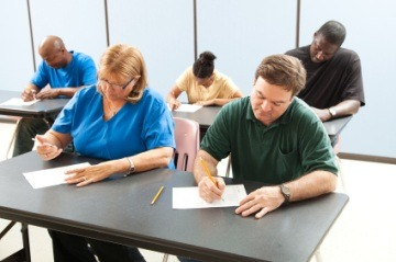 planning for your cna certification test