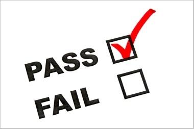 cna exam passed